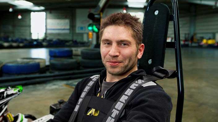 La soluzione per la gestione dei problemi intestinali Peristeen ha aiutato Carsten